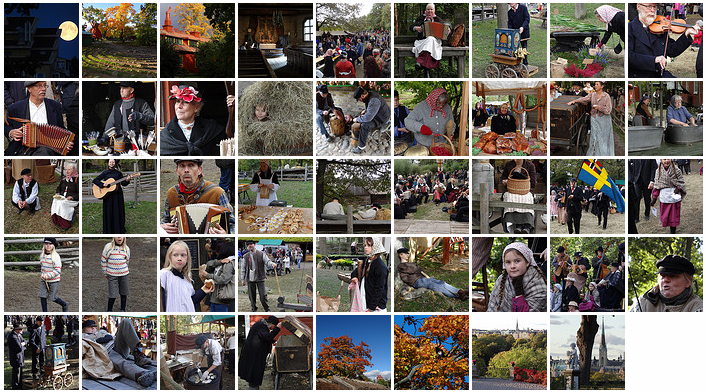Höstmarknad in Skansen, 30-09-2012 – un set su Flickr