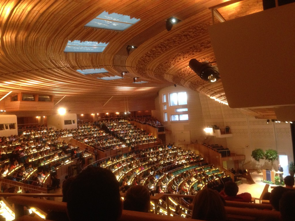 Aula Magna della Stockholmsuniversitetet
